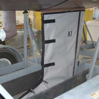 J 100 - Keel Cover