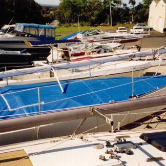 J 24 - Deck Cover