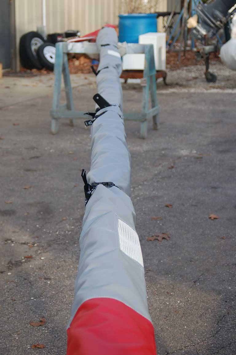 J 24 - Non-padded Mast Bag