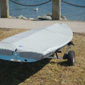 Laser Flat Deck Cover - USA