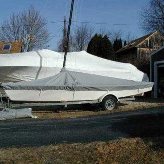 Lightning Deck Tent