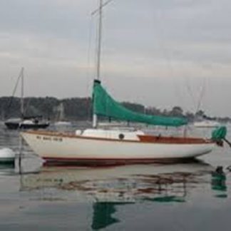 Cape Dory Typhoon Sail Cover