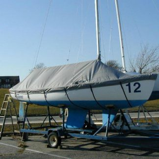 Rhodes 19 Deck Tent Cover