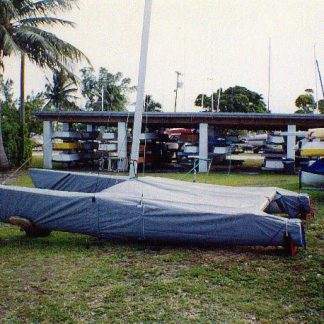 Tornado - Yard Cover (Fully Enclosed)