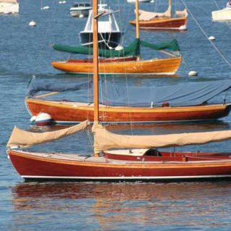 Herreshoff Alerion Sail Cover