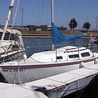 Catalina 25 Sail Cover