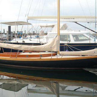 Sail Cover - Herreshoff S Boat