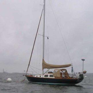 Sail Cover - Pearson Triton