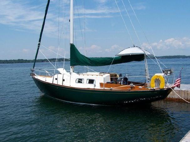 Sail Cover - Pearson Vanguard