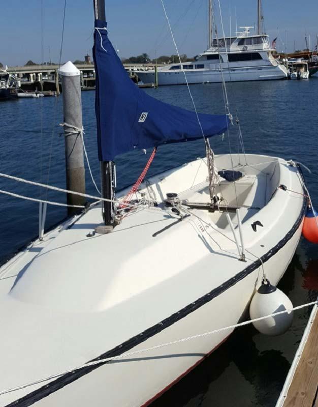 Sail Cover - Sonar