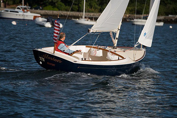 Sail Cover (Stack Style) - Alerion Express 20