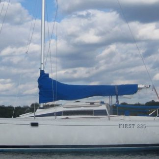 Sail Cover (Stack Style) - Beneteau First 235