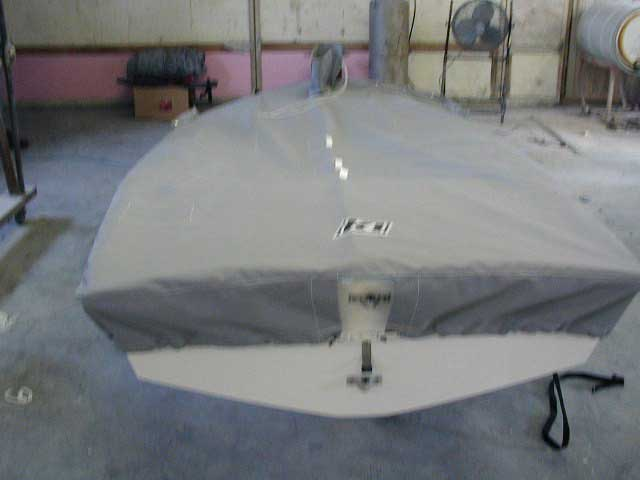Snipe – Skirted Deck Cover