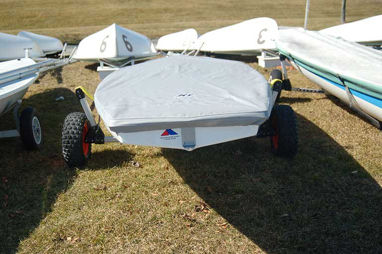 Sunfish - Deck Cover