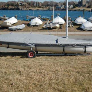 V15 - Flat Deck Cover w/ Bridled Tent
