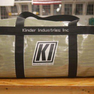 Medium Grand Prix Style Duffle Bag
