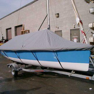 Vanguard Nomad - Deck Tent