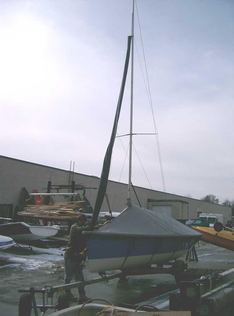 Vanguard Nomad - Jib Sock