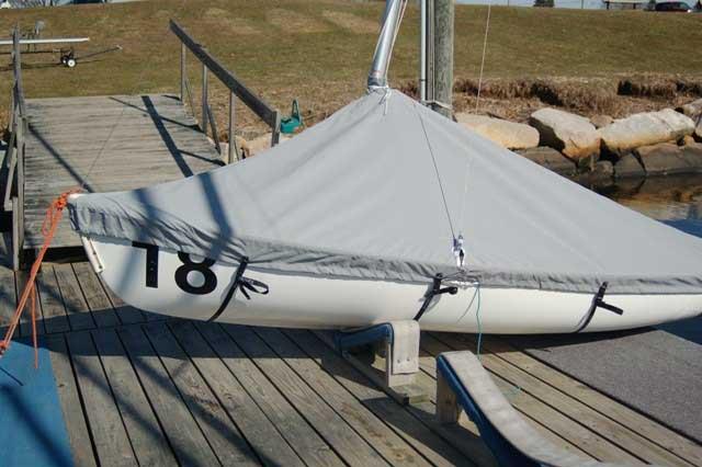 Flying Junior - Deck Tent