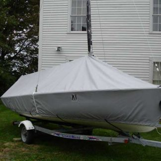 Flying Scot - Deck Tent Cover