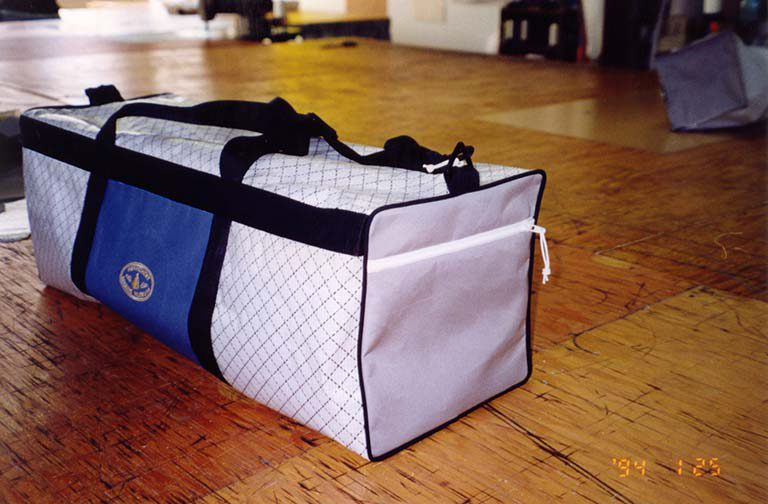 X-Large Grand Prix Style Duffle Bag