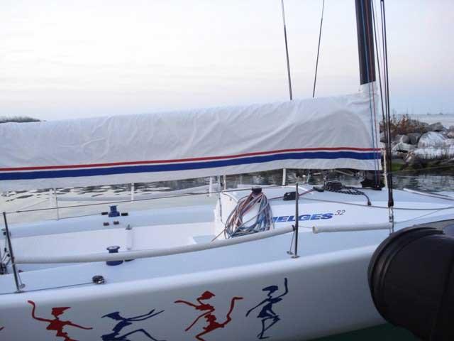 Melges 32 Sail Cover