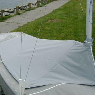 Yngling Boom Tent