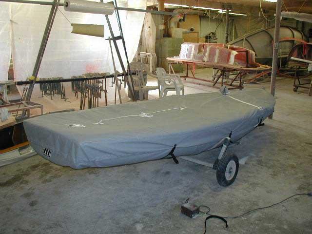 Jet 14 - Flat Deck Cover