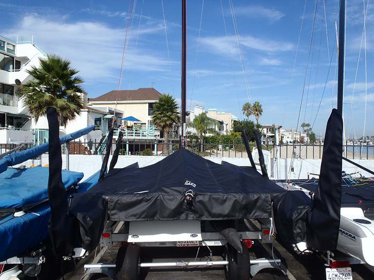 Nacra F-18 Infusion Yard Cover