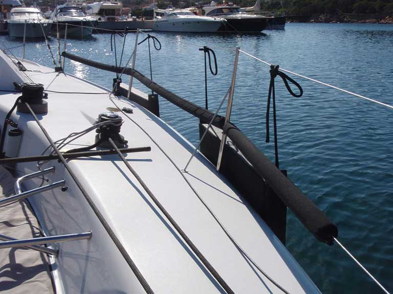 Farr 400 Lifeline Covers