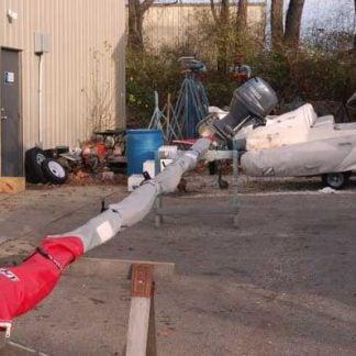 J 24 Mast Wrap