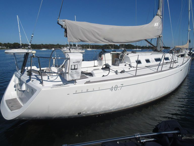 Sail Cover (Blanket Style) - Beneteau 40.7