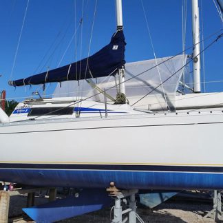 Beneteau First 235 Sail Cover (Blanket Style)