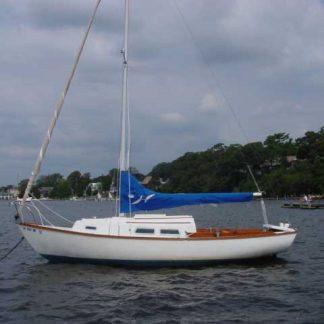 Cape Dory 25 Sail Cover