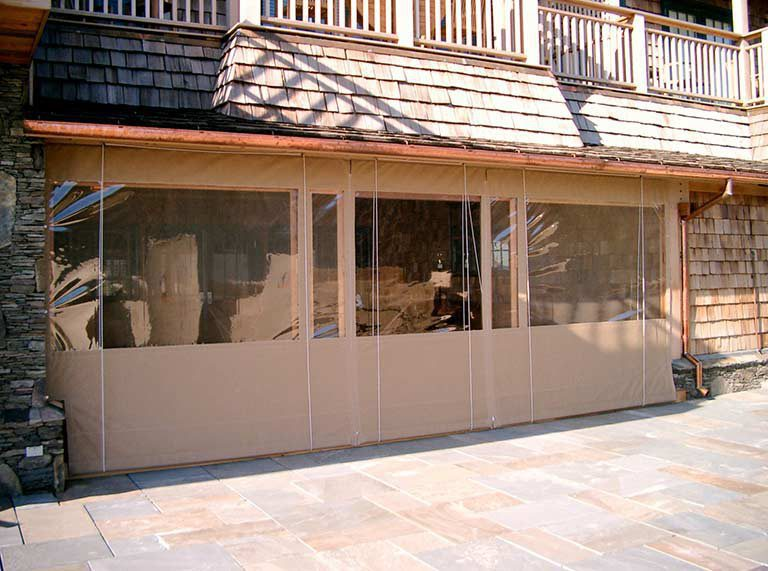 Patio Awnings and Enclosures