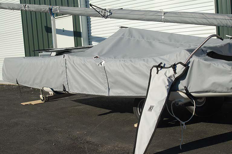 Falcon F-18 Rudder Covers