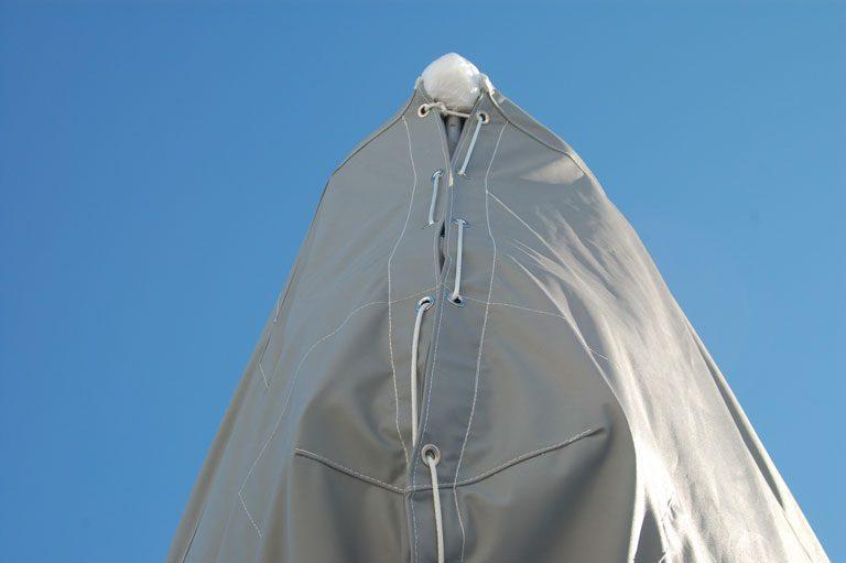 J-27 Boom Tent Winter Cover