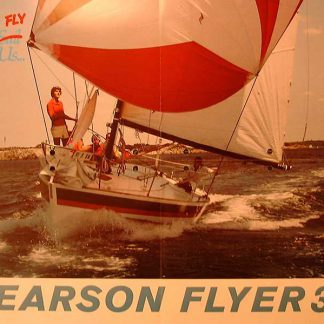 Pearson Flyer Sail Cover