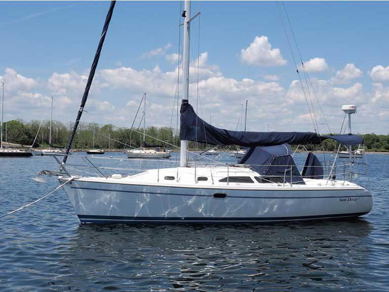 Catalina 310 Sail Cover