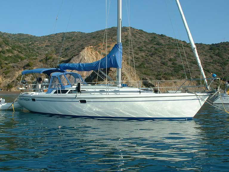 Catalina 36 MK ll Sail Cover