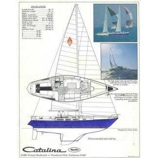 Catalina 38 Sail Cover