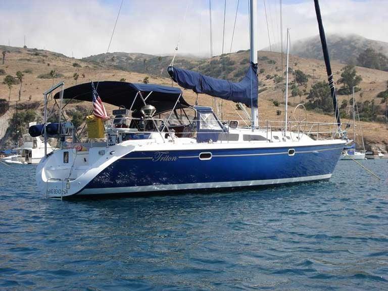 Catalina 42 Sail Cover