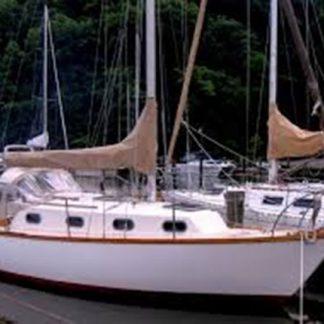 Cape Dory 270 Sail Cover