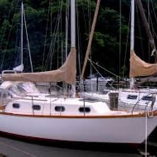 Cape Dory 28 Sail Cover