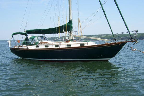 Cape Dory 36 Sail Cover