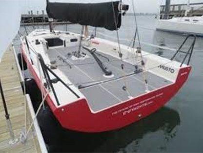 C&C 30 Sail Cover