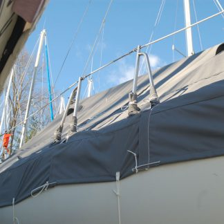 J-92 S Winter Boat Cover