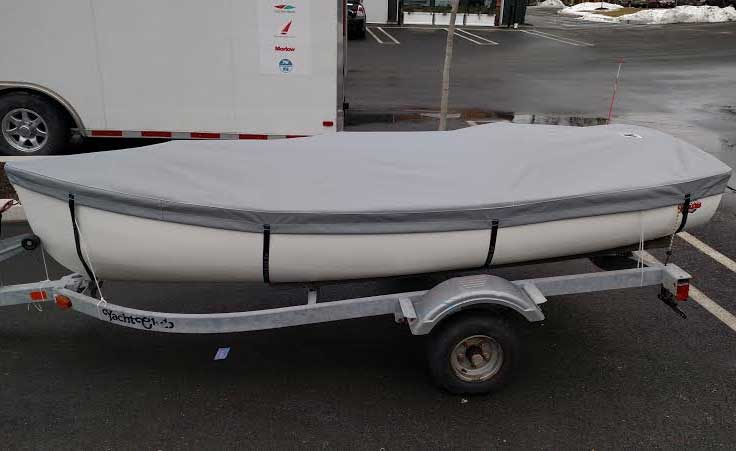 Puffin 10.6 Deck Cover
