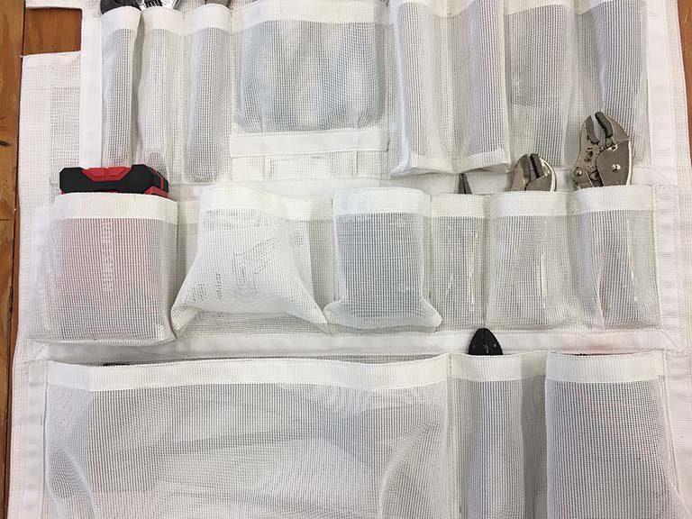 Tool Storage Bag/Organizer