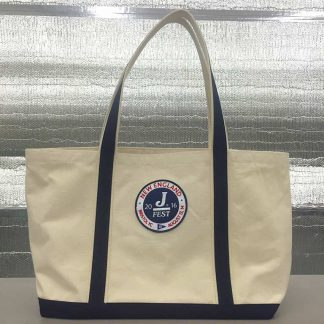 Canvas Regatta Tote Bag